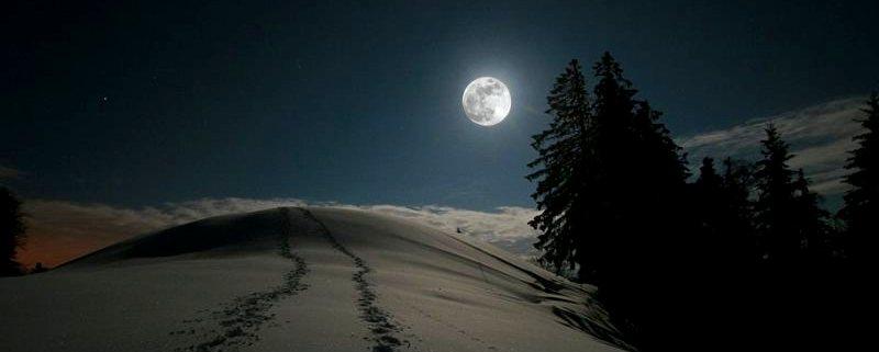 San valentino ai piedi del monterosa le rocher hotel - Il giardino al chiaro di luna ...